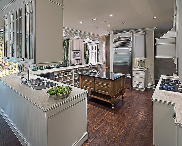 Magnificent Kitchens Regina Traditional Kitchens