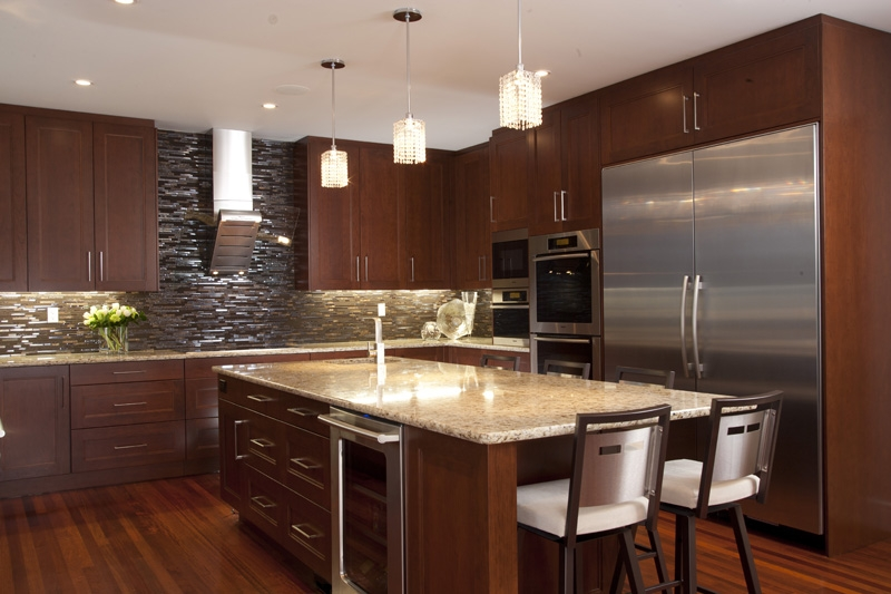 Magnificent Kitchens Egina Transitional Kitchens