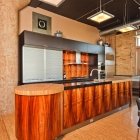Wood veneer, Redl quality and grain matched-2