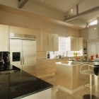 High Gloss Lacquer custom kitchen