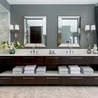 Custom vanity by Redl