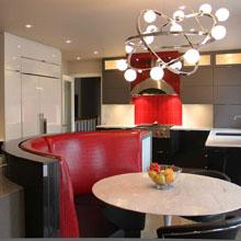 Contemporary Redl Kitchen