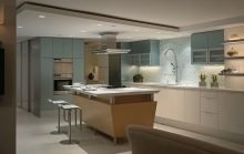 Kitchen Re modelling in Regina